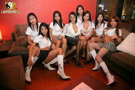 Guess Bar Ladyboys
