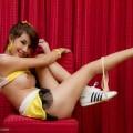 ladyboy cheerleader